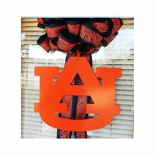 Auburn University Logo Wall Decor Hanging